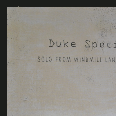 March Special Offer - Solo from Windmill Lane CD £4 + postage